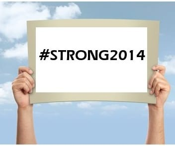 Post image for #STRONG2014