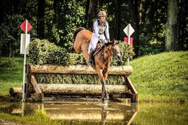 Skin Strong Ambassador - Lauren Kieffer- Equestrian